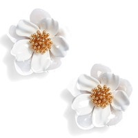 kate spade new york floral mosaic stud earrings | Nordstrom