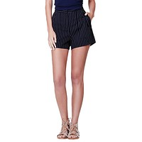 Classic Lightweight High Waisted Sailor Shorts with Pockets (CLEARANCE)
