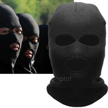 Gear XS Unisex Winter Warm Full Face Mask Cover Neck Guard Scarf CS Shield Ski Cycling FT = 1957967428