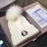 DCCKV3X Moncler Fashion Beanies Knit Winter Hat Cap