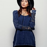 Free People Womens Caravan Pullover