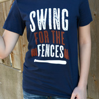 Swing For The Fences Tee