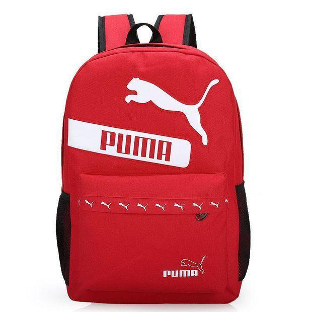 Image of PUMA Wns Cute Backpack Red