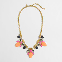 Factory centerpiece clusters necklace : Jewelry   J.Crew Factory