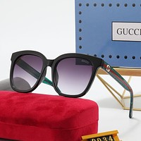GUCCI GG Double G Polarized Sunglasses for Men and Women-3