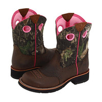 Ariat Fatbaby Cowgirl Brown Crinkle/Snowflake - Zappos.com Free Shipping BOTH Ways