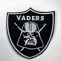 """""""Vaders"""" Iron On Patch"""