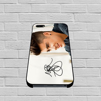 1D Zayn Malik Signature case of iPhone case,Samsung Galaxy