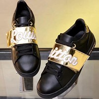 Louis Vuitton Women Fashion Simple Casual  Shoes