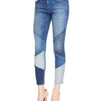 The Stiletto Ankle Jeans,