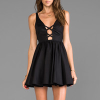 Casper & Pearl Arizona Tank Dress in Black from REVOLVEclothing.com
