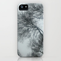 Mistery trees iPhone Case by Guido Montañés   Society6