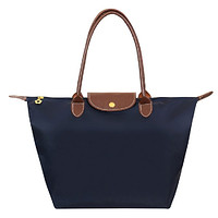 longchamp Women Fashion Hobo Bag Large Tote Shoulder Handbag