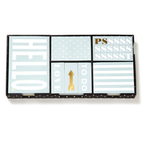 Kate Spade This Just In Sticky Pad