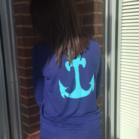 Anchors Away Macbeth Collection - Navy