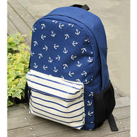 pure and fresh and Marine institute wind wind anchor backpack
