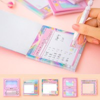 50sheets Computer Game Machine Cute Sticky Notes Stationery Kawaii Stickers Scrapbooking Papeleria Stickers planner Memo 01960