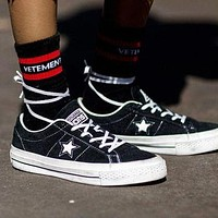 """Converse"" Statr Fashion Canvas Flats Sneakers Sport Shoes"