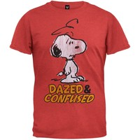 Peanuts - Dazed And Confused Soft T-Shirt