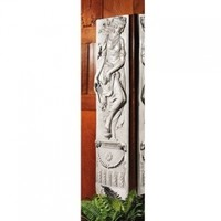 Design Toscano The Dionysia Festival Dancer with Harp Wall Frieze