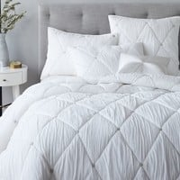 Natalie Embroidered Quilt