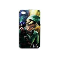 Legend of Zelda Phone Case Cute Cover Link iPhone iPod Video Game Classic Cool