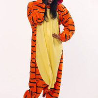 Kigurumi Shop | Tigger Kigurumi - Animal Costumes & Pajamas by Sazac