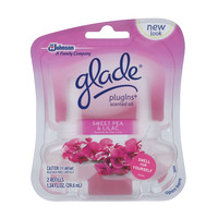 Glade Scented Oil Warmer Air Freshener Refill