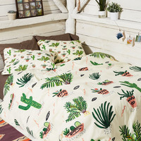 Get Your Chlorophyll Duvet Cover in Full/Queen