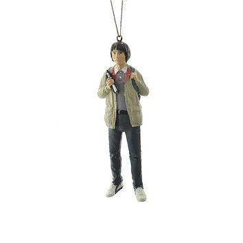 Stranger Things Mike Ornament, 4-1/2-Inch