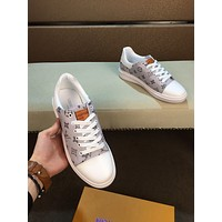 LV Louis Vuitton Fashion Women Men's Casual Running Sport Shoes Sneakers Slipper Sandals High Heels Shoes