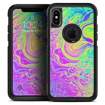 Neon Color Fushion - Skin Kit for the iPhone OtterBox Cases