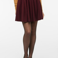 Urban Outfitters - Coincidence & Chance Knit Circle Mini Skirt