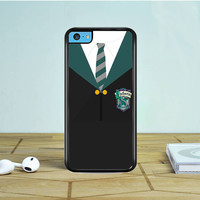 Harry Potter Slytherin Robe iPhone 5 5S 5C Case Dewantary