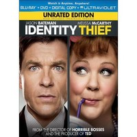Identity Thief (Rated/Unrated) (2 Discs) (Includes Digital Copy) (UltraViolet) (Blu-ray/DVD)