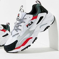 FILA RAY TRACER Classic Women Men Personality Running Sport Shoes Sneakers