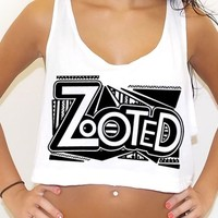 Women's Rave Crop Tops and Tank Tops | Awesome Rave Apparel