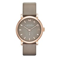 Ladies' Marc by Marc Jacobs Baker Strap Watch, Grey