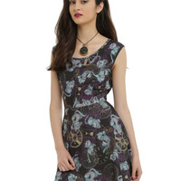 Disney Alice Through The Looking Glass Baby Cheshire Cat Dress