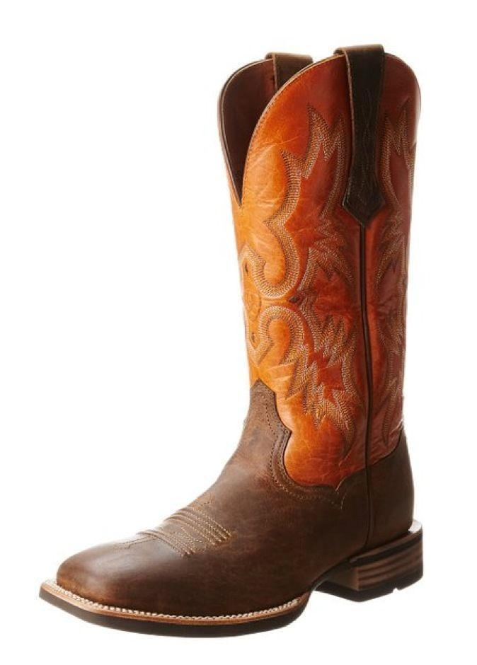 Image of Ariat Tombstone Square Toe Boots
