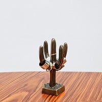 Brass Cactus Jewellery Holder - Urban Outfitters