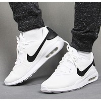 NIKE WMNS AIR MAX OKETO Fashion New Hook Print Women Men Sneakers Leisure Shoes White