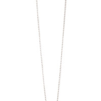 Ring Chain Necklace Silver/Gold One