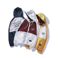 Korean Autumn Couple Jacket [1573979783261]