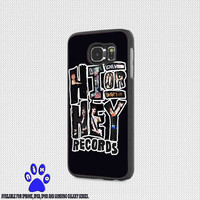 Hi or Hey Records for iphone 4/4s/5/5s/5c/6/6+, Samsung S3/S4/S5/S6, iPad 2/3/4/Air/Mini, iPod 4/5, Samsung Note 3/4 Case * NP*