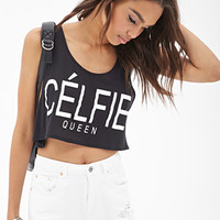 Célfie Queen Crop Top