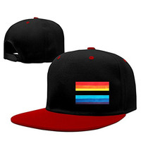 Equal Sign Gay Lesbian Snapback Cap Fitted Baseball Caps