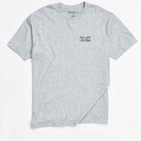 Embroidered Only Tee