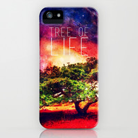 TREE OF LIFE 2 - FOR IPHONE iPhone & iPod Case by Simone Morana Cyla