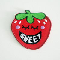 Sweet Strawberry patch
